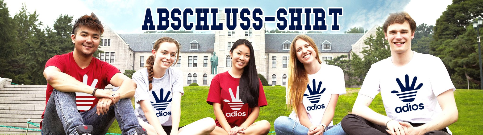 Abschluss-Shirt